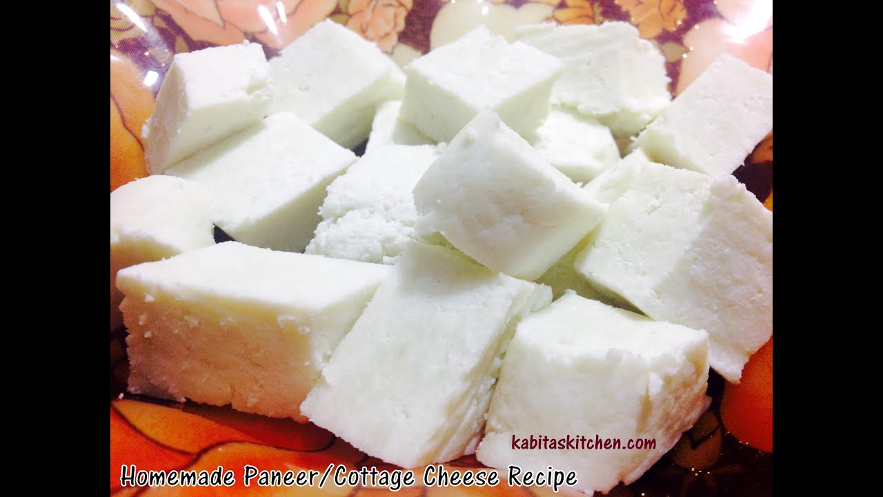 Make Soft Paneer At Home