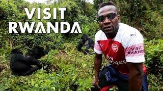 🇷🇼 What happened when Arsenal visited Rwanda?