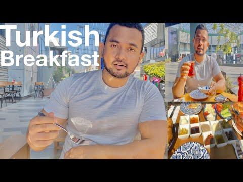 Turkish Breakfast In Dubai