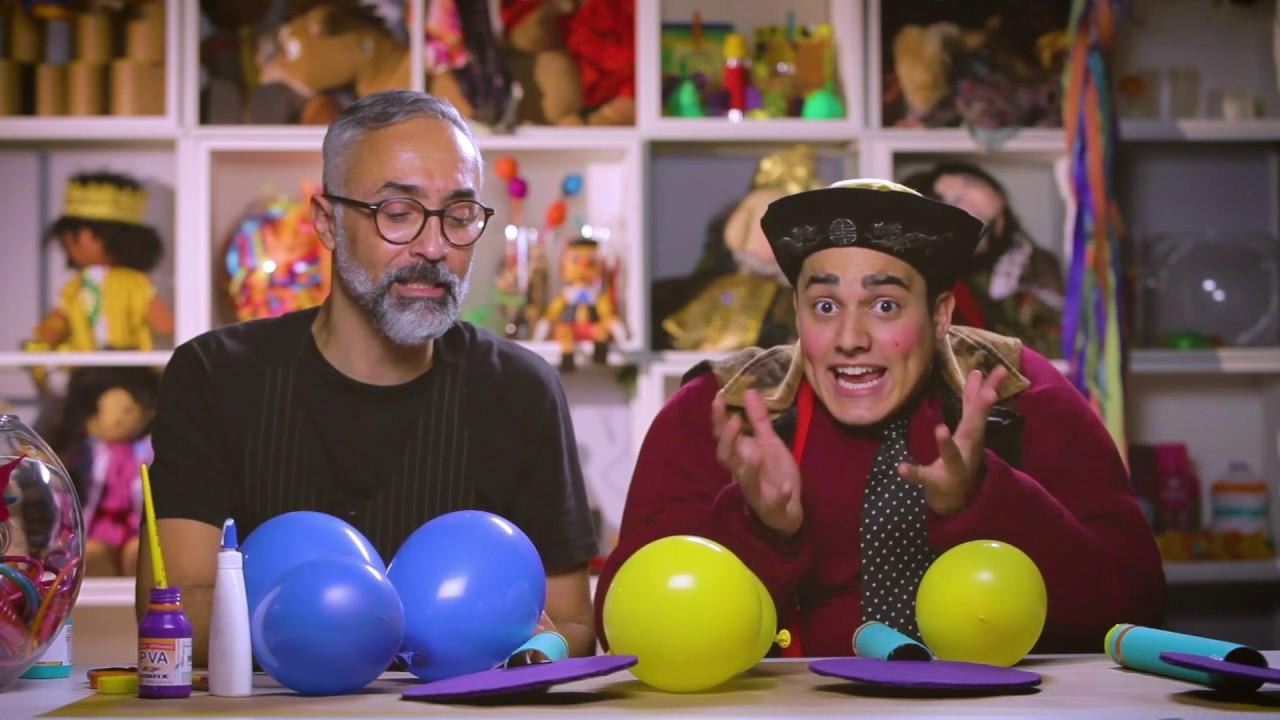 Os brinquedos do Alfredo [Episódio 16] Ibab Criança