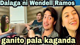DALAGANG ANAK ni Wendell Ramos ganito pala KAGANDA