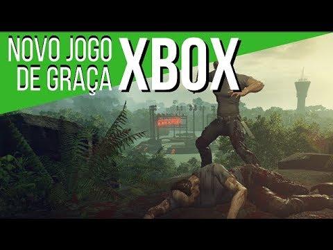 Novo JOGO GRATUITO liberado para XBOX ONE   Saiba como baixar ele