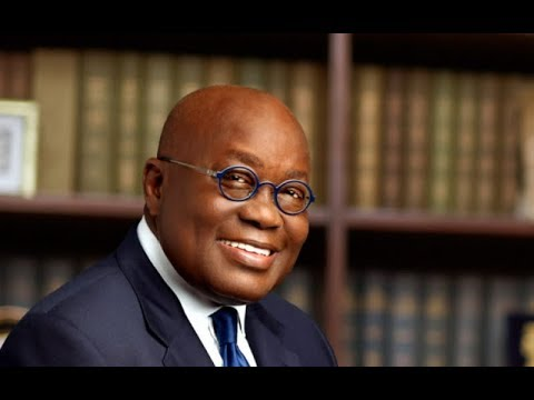 A Public Address His Excellency Nana Akufo-Addo - YouTube
