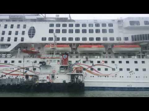 Harbour Port, Singapore to Batam, Indonesia