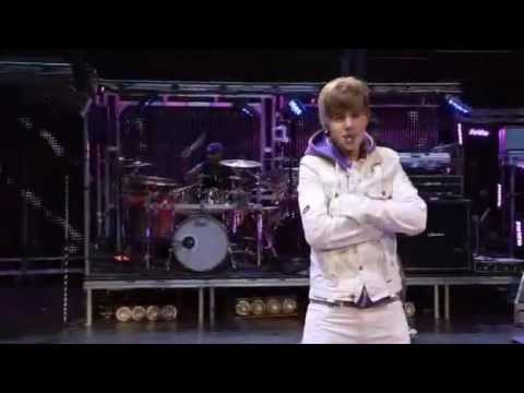 Justin Bieber-Bigger on Never Say Never