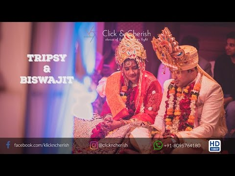 Happiness is being married to your best friend! Tripsy Das and Biswajit Pattnaik