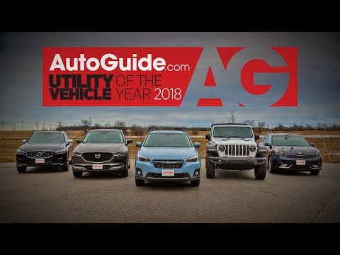Editors Debate the 2018 AutoGuide.com Utility Vehicle of the Year Contenders