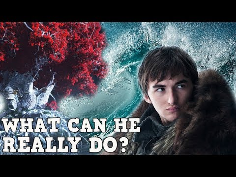 Bran Stark is Important But Why? & What can Bran Stark Really do? | Game of Thrones Season 8