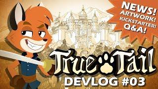 True Tail | Skynamic Studios | DEVLOG #03