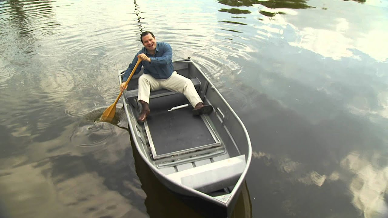 Flex Seal® Screen Door in a Boat Commercial | Flex Seal® - YouTube