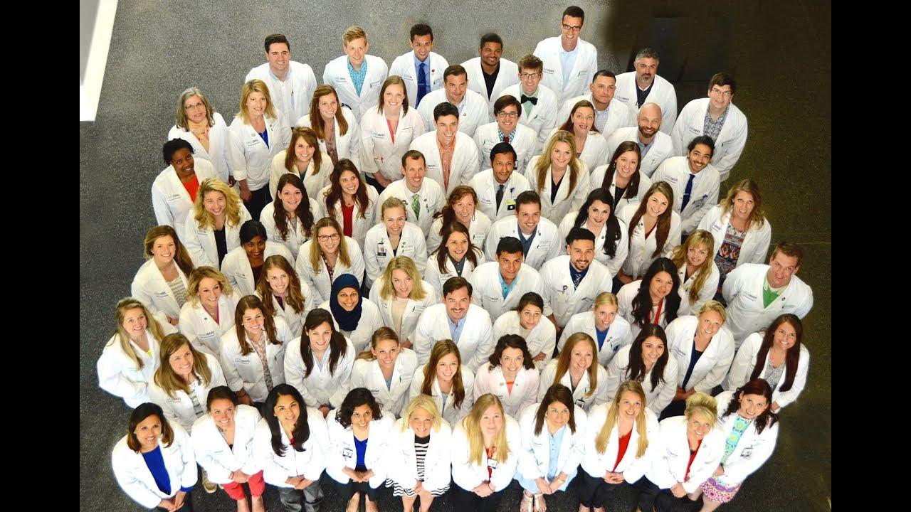 UNTHSC Physician Assistant Class of 2016 Graduation