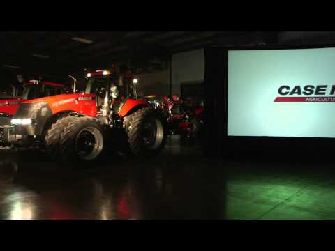 Case IH Model Year 2015 Media Event Highlights