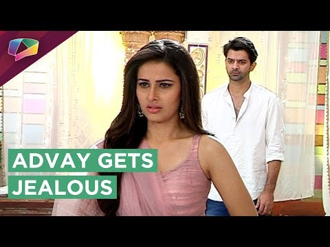 Advay Gets Jealous As Chandni Is Getting...