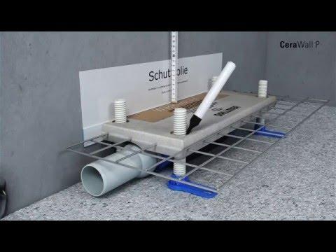 cerawall s hemzemin lineer du kanal dallmer youtube. Black Bedroom Furniture Sets. Home Design Ideas
