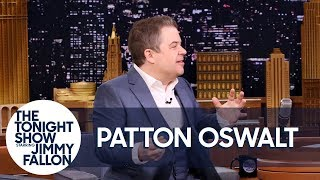 Questlove Was the DJ for Patton Oswalt