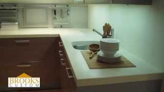 Brooks Custom - Kitchen Countertops
