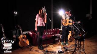 Esmee Denters & Fabian Belassie - Say Something (Great Big World Cover) - Ont' Sofa Gibson Sessions
