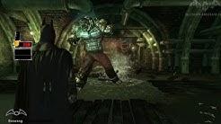 Batman: Arkham Asylum - Walkthrough - Chapter 45 - Killer Croc's Lair