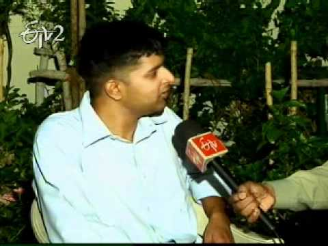 ETV special interview with IAS state topper