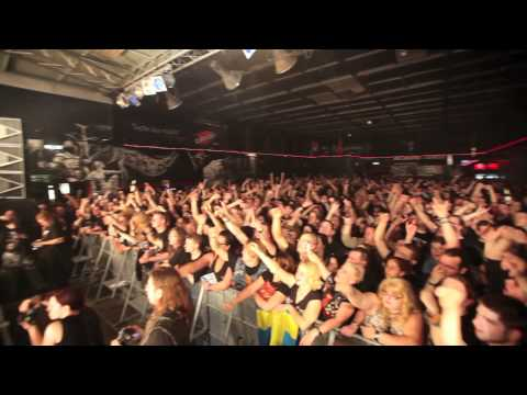 SABATON-Power Of Metal Tour-Leipzig (OFFICIAL LIVE)