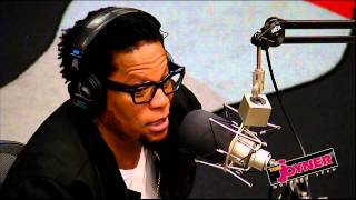 DL Hughley visits the Tom Joyner Morning Show (10/03/14)