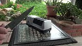 Why America S Test Kitchen Calls The Chef S Choice Trizor Xv The Best Knife Sharpener Youtube