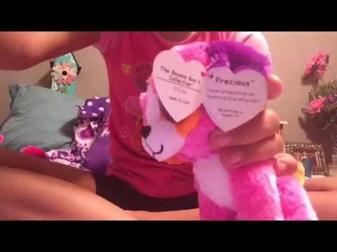 New Beanie Boo Precious!!!!! - YouTube 1d9ea6deebe