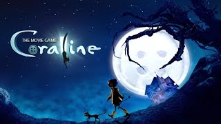CORALINE (2009) ENGLISH FULL Game Scenes - Games for Kids