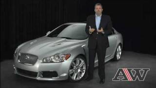 Jaguar XF 2010  - AutoWeek Review