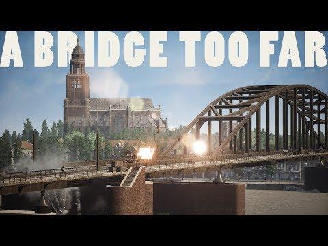 Bridge Too Far Simulator - Post Scriptum Arnhem Gameplay
