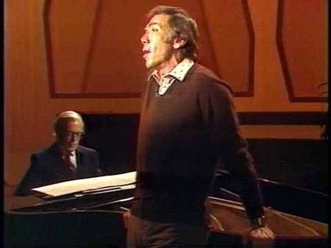 "Ed Ames sings ""Try to Remember""  1979"