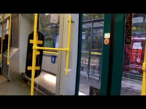 Trams & Metro Stockholm