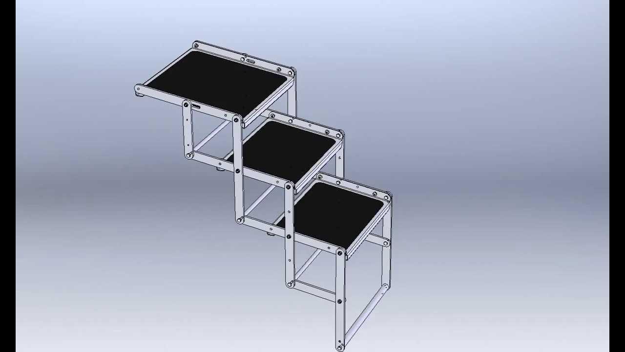 hundetreppe von youtube. Black Bedroom Furniture Sets. Home Design Ideas