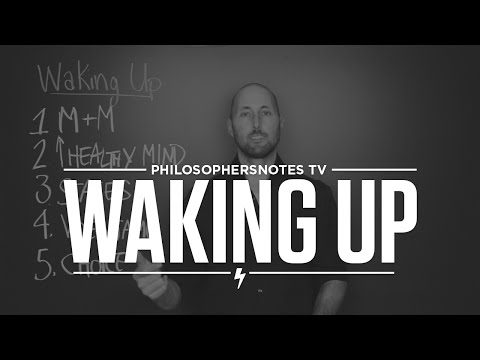 PNTV: Waking Up by Sam Harris