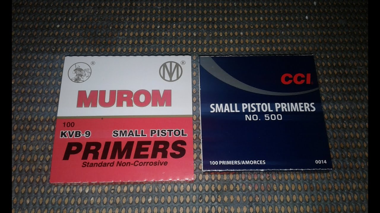 Budget Primers - Murom vs CCI
