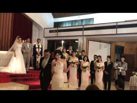 Wedding Song: To have and to hold - Fon & Kong (Wattana Church)