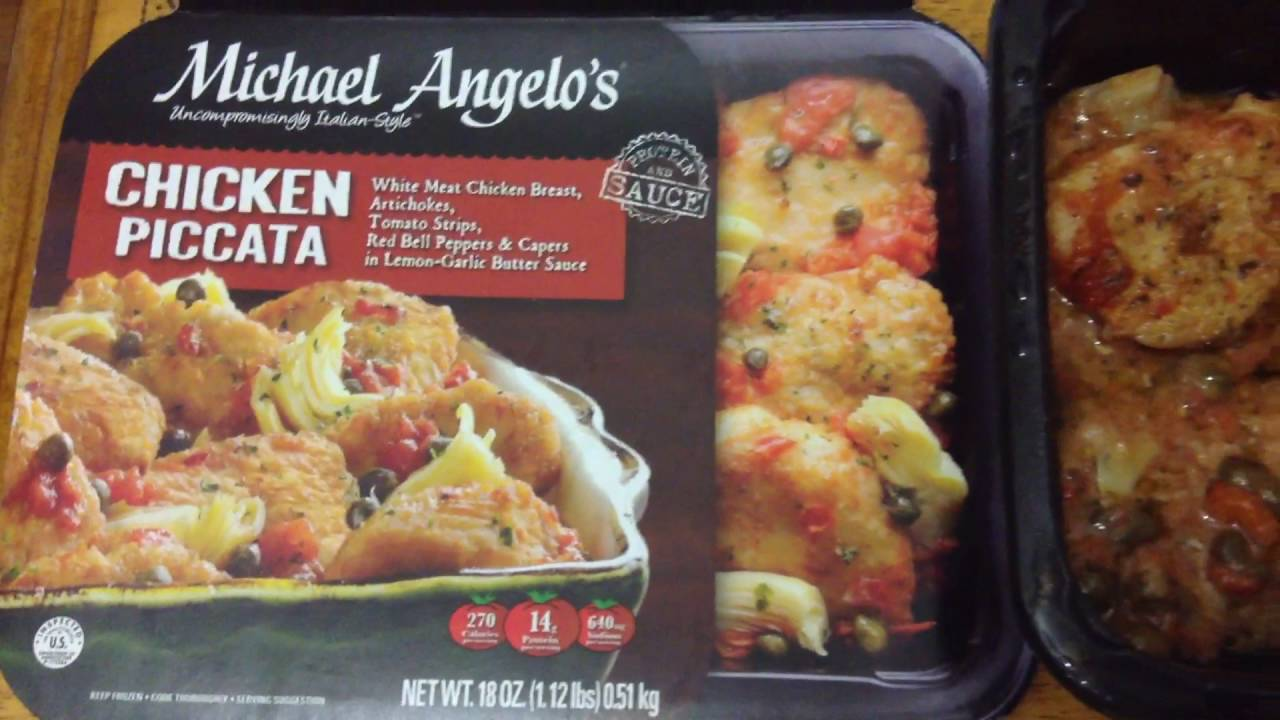 Michael Angelo's Chicken Piccata