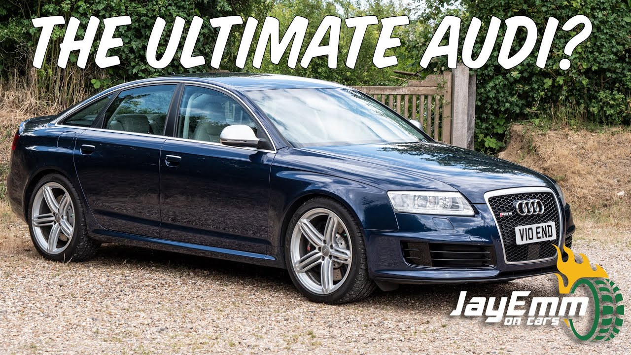 When AUDI Went ROGUE! 650hp V10 Twin Turbo C6 RS6 Plus Review - Q Car Perfection
