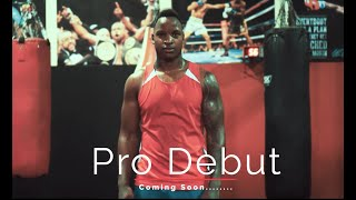 Daniel Stuart Pro Debut Promo Video