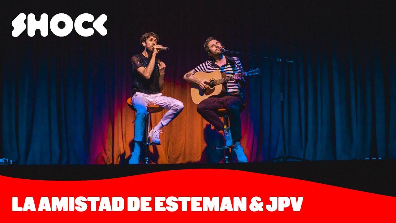 Esteman & Juan Pablo Vega: ¿Qué tanto se conocen entre ellos? - Shock