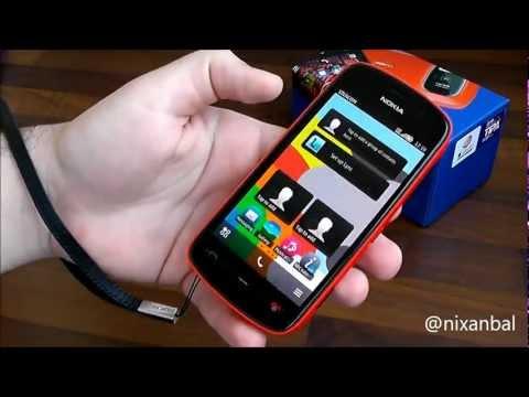 Nokia 808 PureView - unboxing, design, camera