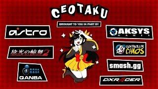 CEOTAKU 2017 - 9/23/2017 - Persona 4 Arena Ultimax Top 4