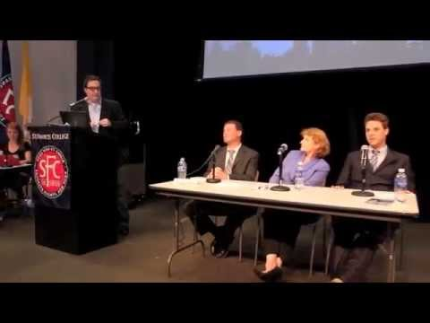 BHB NYS 52nd AD Debate: Question Time Pt. 2