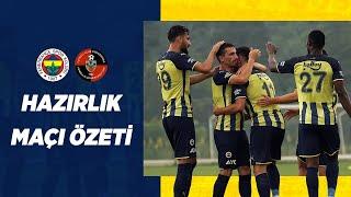 MAÇ ÖZETİ: Fenerbahçe 2-0 Csikszereda