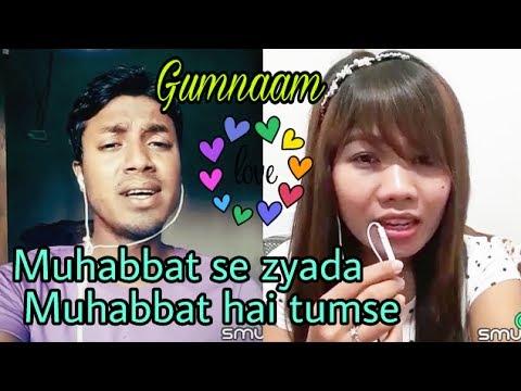 Muhabbat se zyada (Gumnaam). My karaoke...