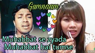 Muhabbat se zyada (Gumnaam). My karaoke 103.