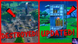 *NEW* ALL 9.30 Update Map Changes! (Secret 9.30 Patch Changes) | Fortnite Battle Royale