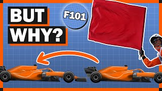 Why Are F1 Drivers Unlapped After A Red Flag?