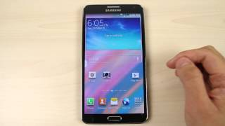 How to change the home screen and lock screen wallpaper on Samsung Galaxy Note 3