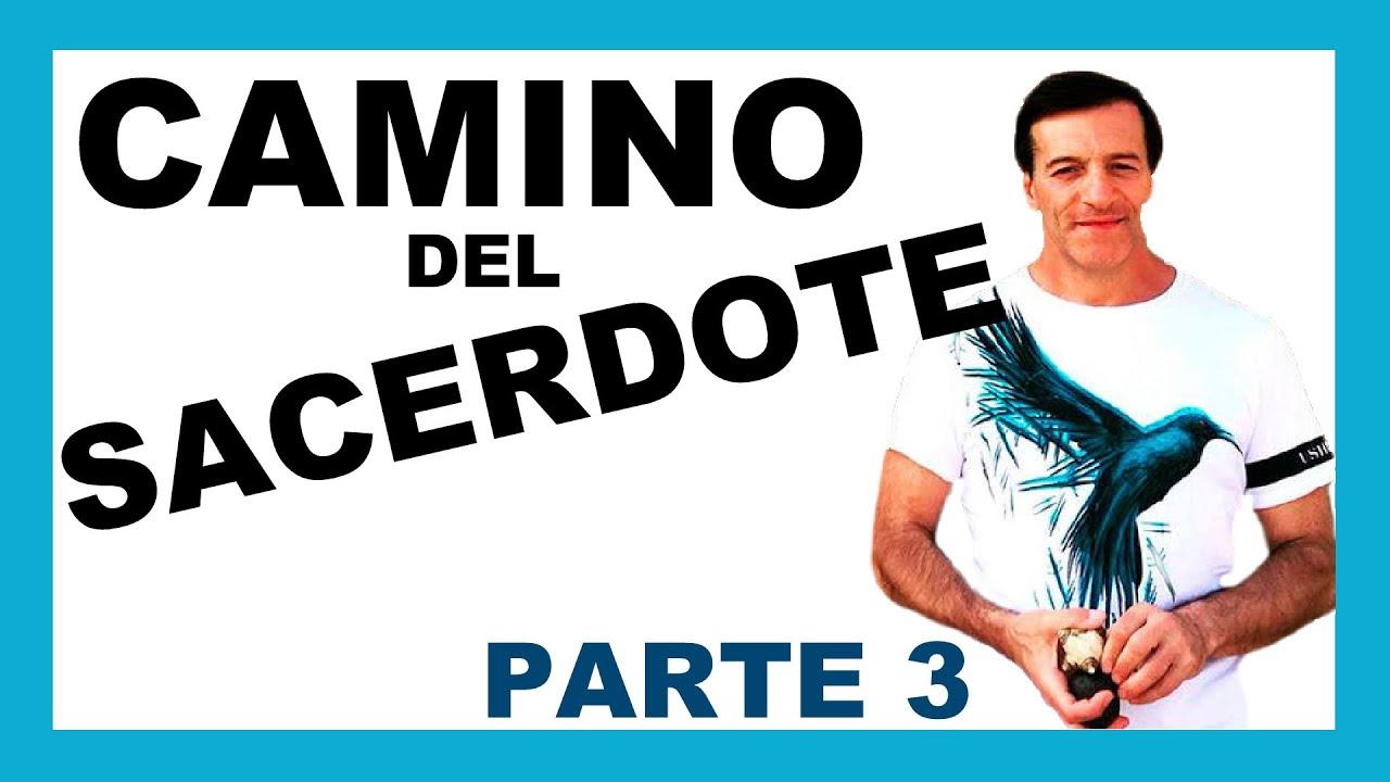 Fase 3 de 4: CAMINO DEL SACERDOTE/COLIBRÍ | José Luis Parise